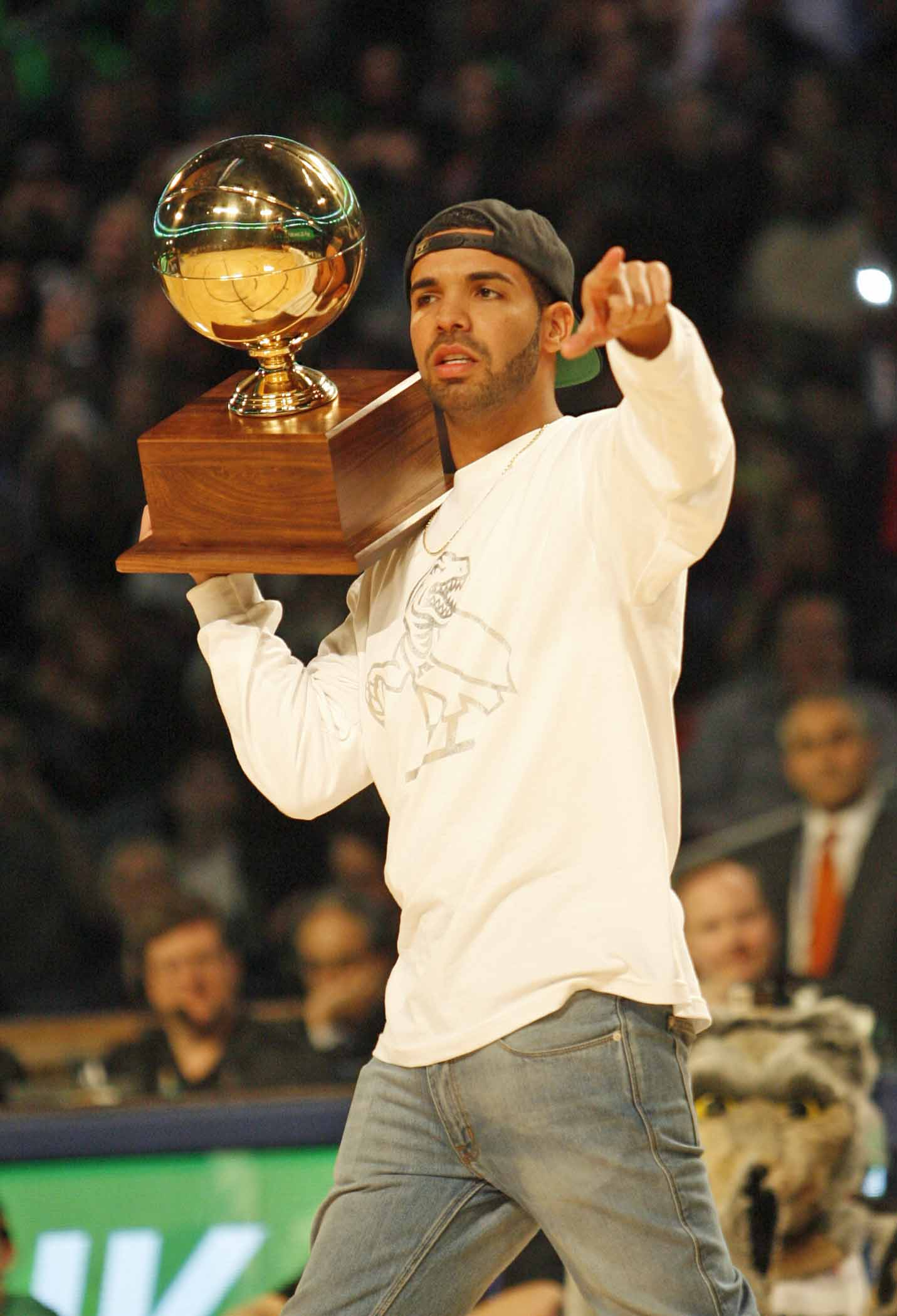 Drake - NBA All-Star 2014