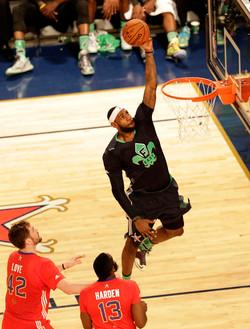 LeBron James - 2014 NBA All-Star