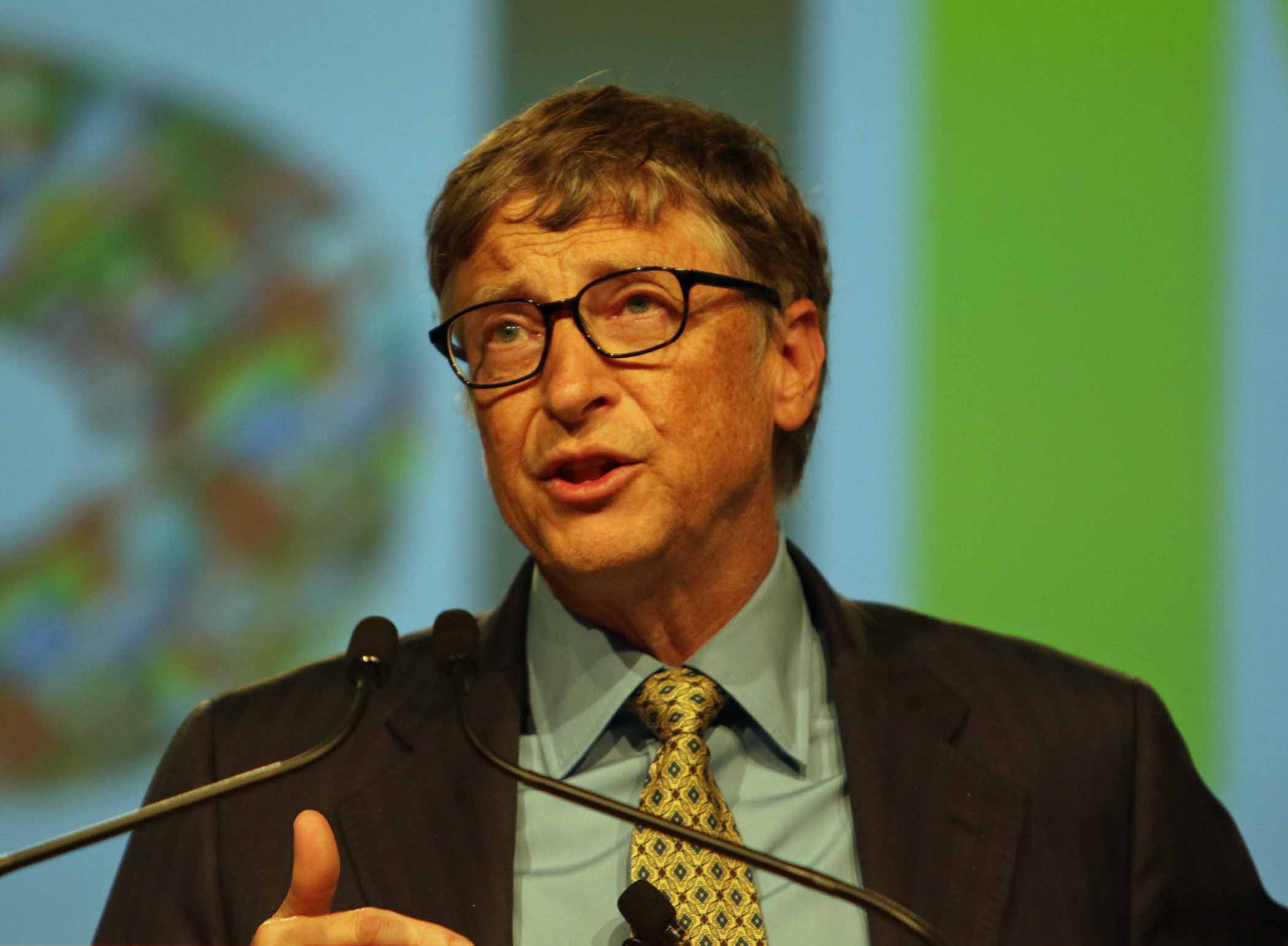 Bill Gates - ASTMH-2
