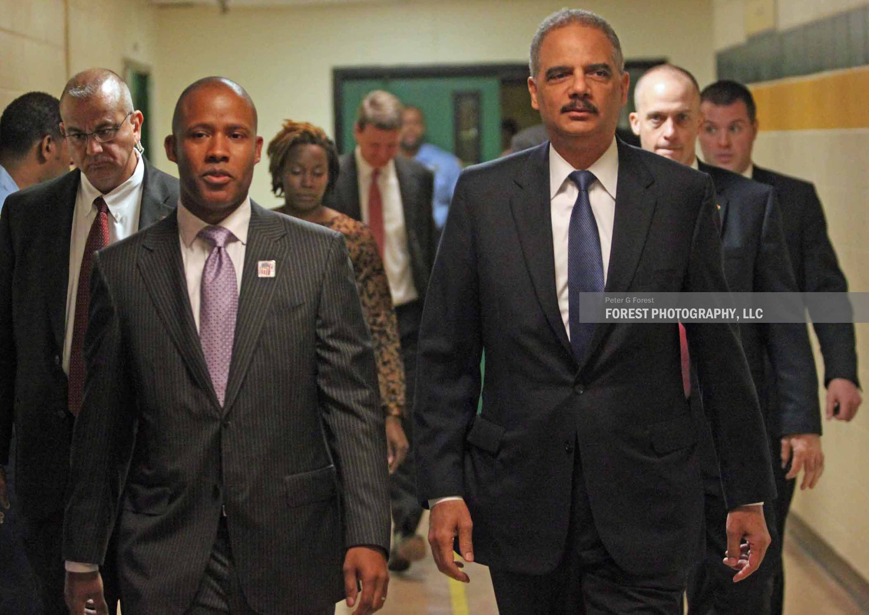Kenneth Polite - Eric Holder
