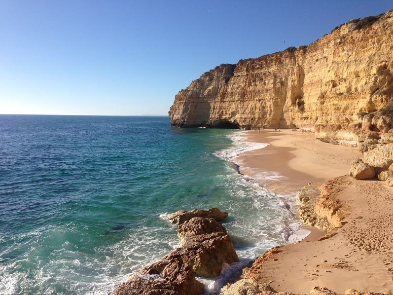 18) Praia de Centianes