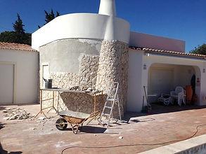 Stone Cladding Carvoeiro Villa