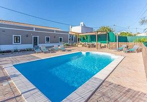 Silves - Villa Arade - pool  terrace2.jp