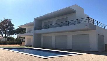 Pac4Portugal Villa Maritima and pool