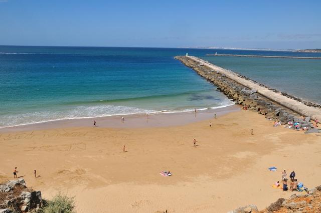 3) Praia do Molhe