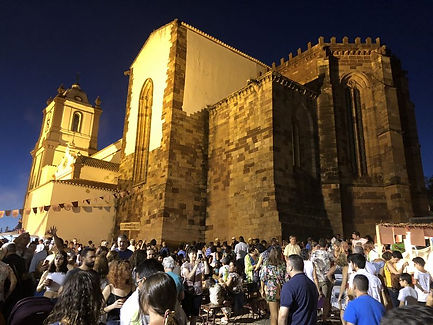 Sé Silves Medieval Cathedral
