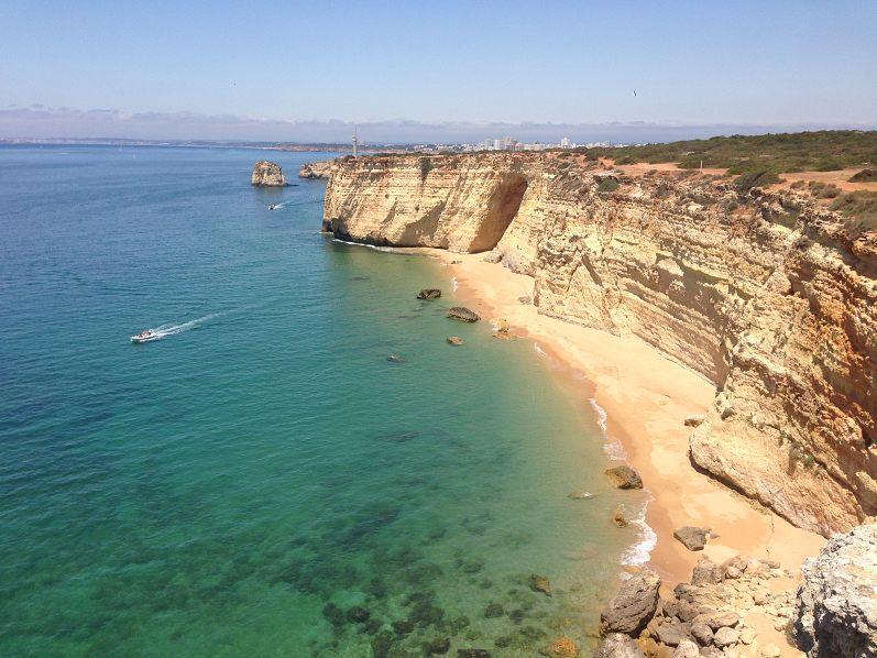 7) Praia da Afurada