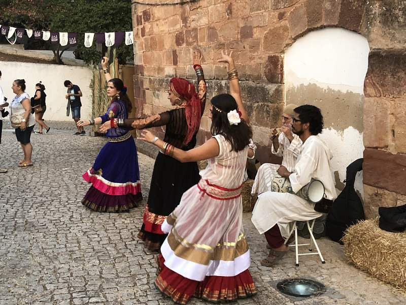 Pac4Portugal Silves Medieval 2018 Dancin