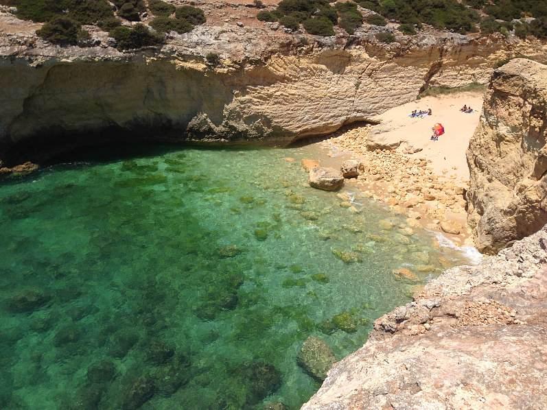 29) Praia do Barranquinho