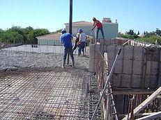 Pac4Portugal Concrete pouring
