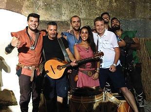 Pac4Portugal Team com Sons da Suévia