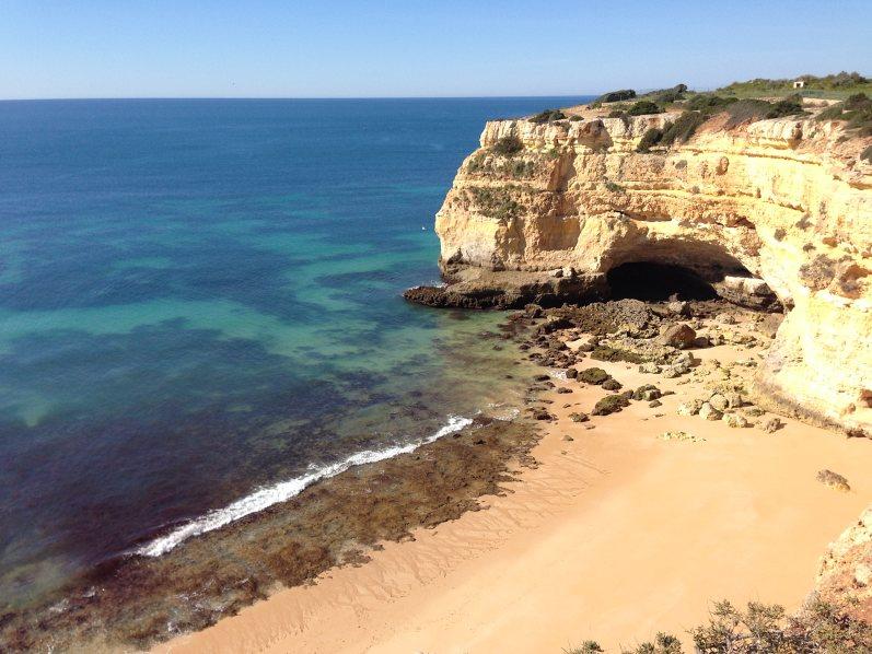28) Praia do Mulhado do Baraço