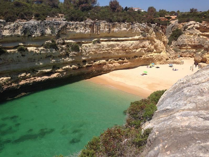 33) Praia das Fontainhas