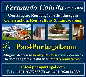 Pac4Portugal Construction board