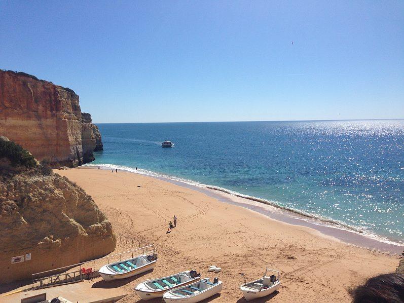 21) Praia de Benagil