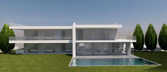 Carvoeiro Villa constructions
