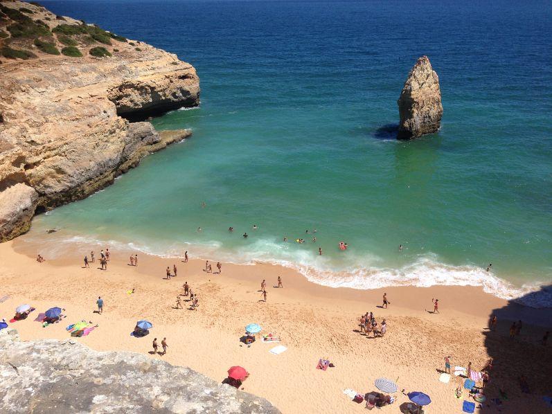 20) Praia do Carvalho
