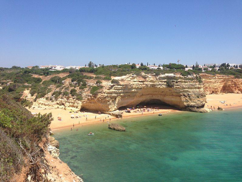 36) Praia do Burranco