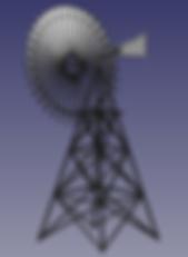 3D Design Pretoria Wind Pup