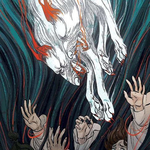 Jim Henson's Storyteller: Ghosts #4 Variant