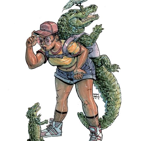 The Gator Sitter