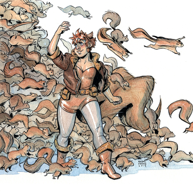Unbeatable Squirrel Girl