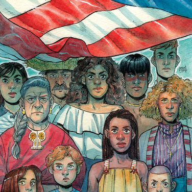 Puerto Rico Strong (Lion Forge)