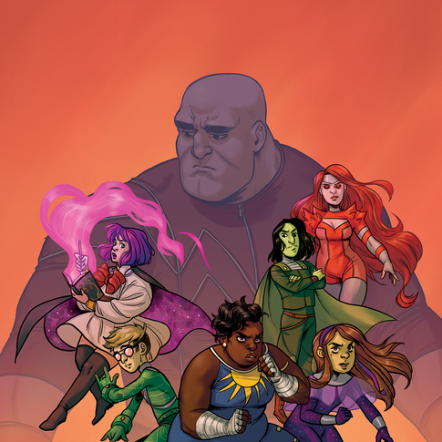 Superfreaks (ComiXology)