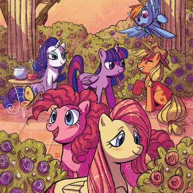 My Little Pony: Friendship Is Magic (IDW)