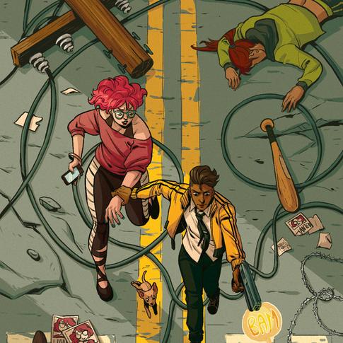 CROWDED (Image Comics)