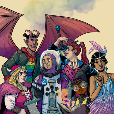 Shout Out! Queer Anthology (TO Comix Press)