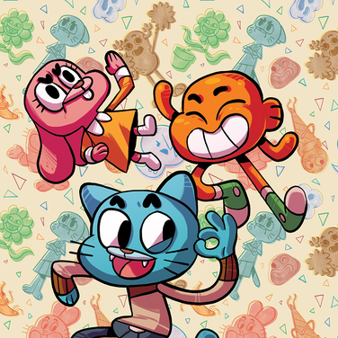 The Amazing World of Gumball (BOOM!)