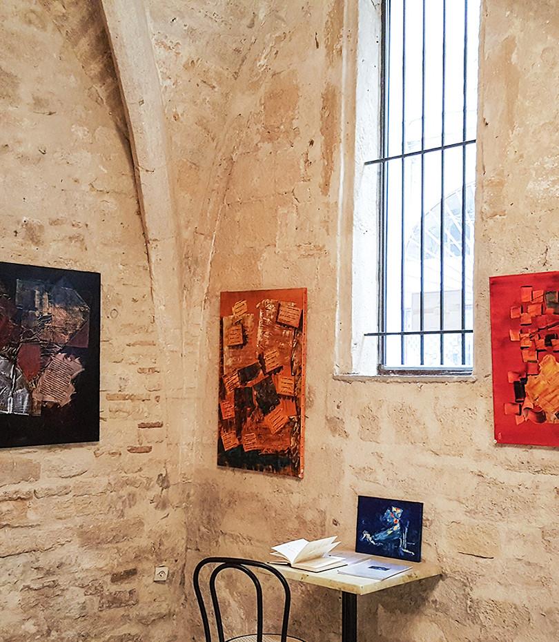 tableaux Michel Hadjab