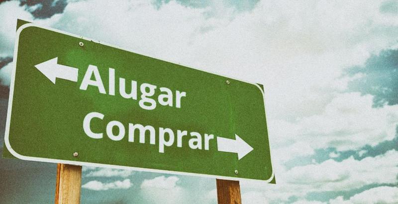 COMPRAR X ALUGAR