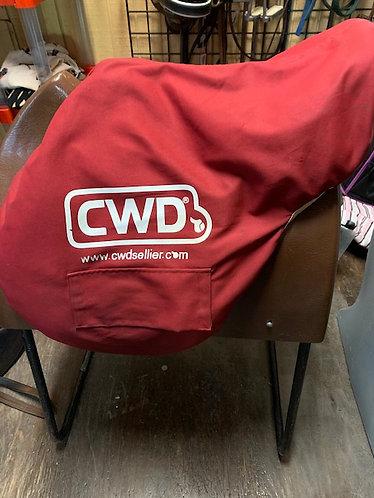 """CWD 16.5"""" Saddle used"""