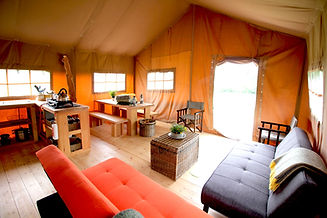Top of the Woods Camping & Glamping Holi