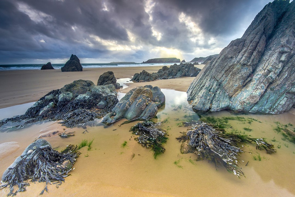 Marloes Sands - Pembrokeshire, Wales, UK