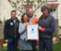 Top of the Woods Camping & Glamping Holiday – Pembrokeshire – Wales - UK - Eco - Green Key Awards