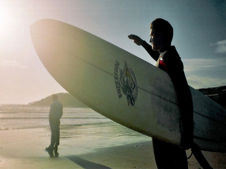 My top 3 surfing beaches in Pembrokeshire