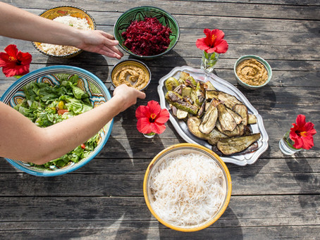 Guest Blog - Plant Based Diet & Sustainable Living Yoga Retreat