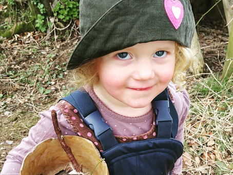 7 'Wild things' to do with under-fives at Top of the Woods