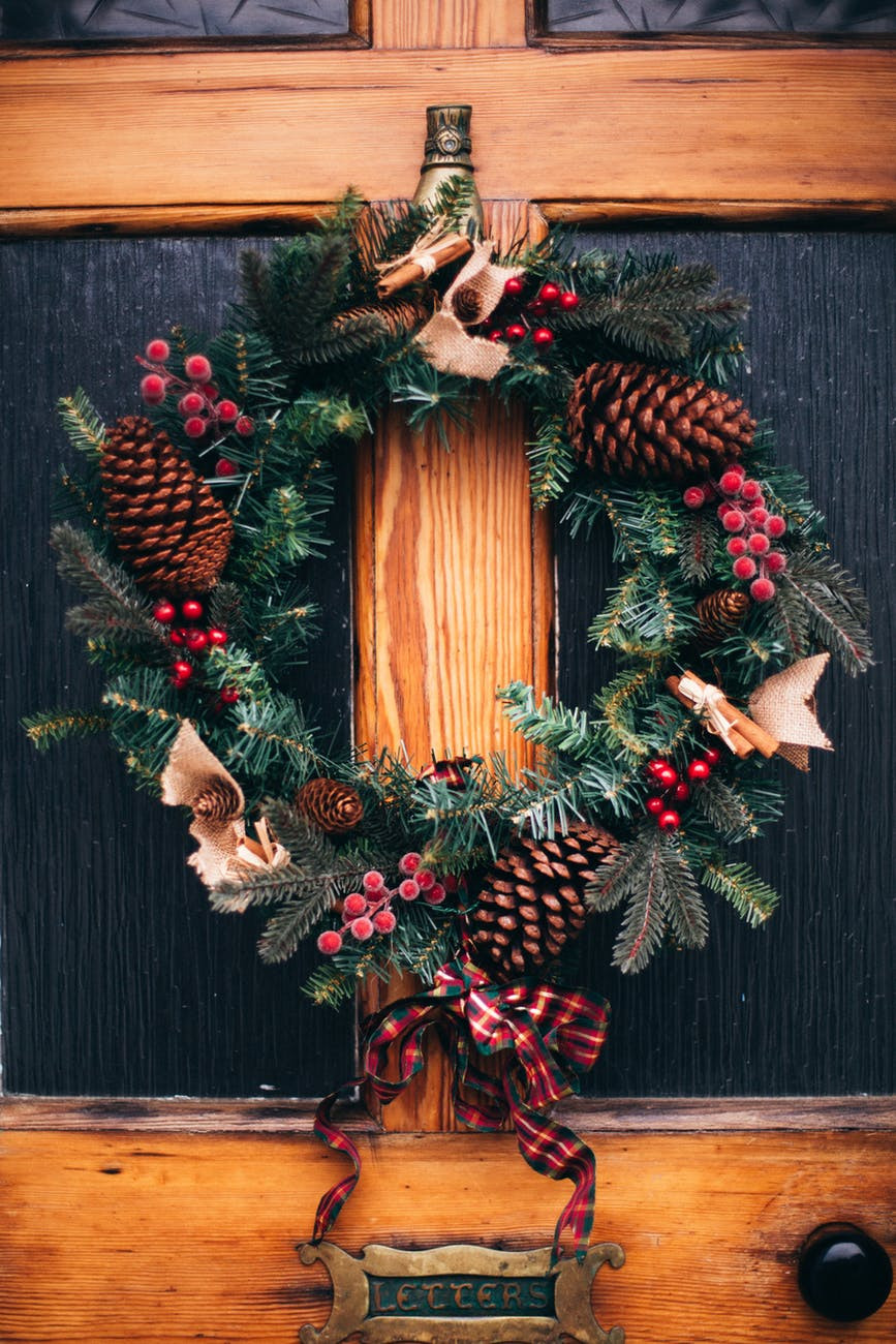 The circular shape of the Wreath signified eternal life, or the Circle of Life
