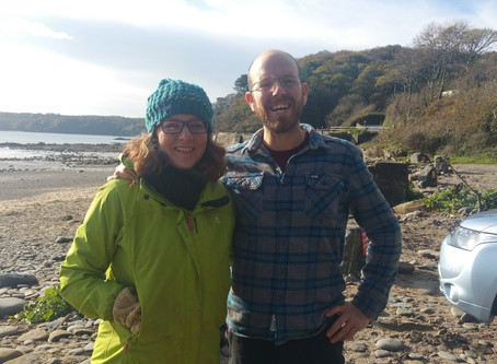 Coastal Foraging a Wild Food Adventure in Pembrokeshire!