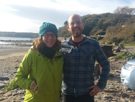 Coastal Foraging a Wild Food Adventure in Pembrokeshire!