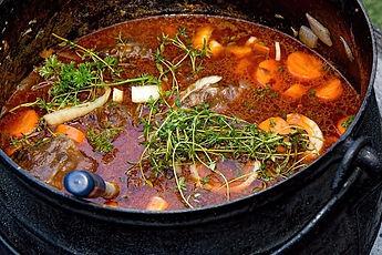 Camping & Glamping Holidays - Food - Campfire Stew