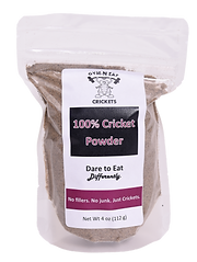Gym-N-Eat Crickets Cricket Powder