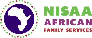 ICCC Sponser NISAA African Family Services logo