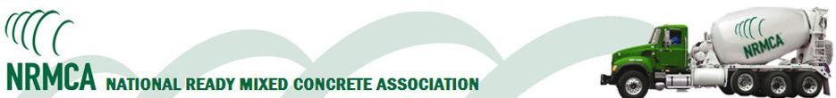 national ready mixed concrete association