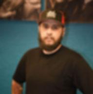 Zach Eden at Lucky Gal Tattoo