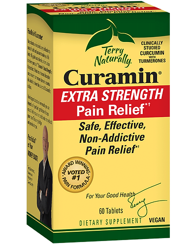 Curamin® Extra Strength by Terry Naturally